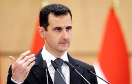 Tổng thống Syria tuyên bố giành thắng lợi trên hầu khắp mặt trận
