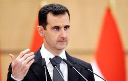 Tổng thống Syria sẵn sàng tổ chức bầu cử trước thời hạn