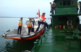 Bắt tàu chở 14.000 lít dầu DO không rõ nguồn gốc
