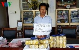 Thu giữ 60.000 viên ma túy tổng hợp tại Lào Cai