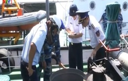 Cảnh sát biển bắt giữ tàu chở hơn 600.000 lít dầu lậu