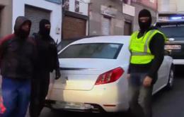 Tây Ban Nha bắt đối tượng nghi tuyển mộ quân cho IS
