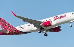 Máy bay Indonesia hạ cánh khẩn cấp vì đe dọa có bom