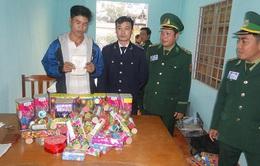 Quảng Trị: Bắt giữ 25kg pháo lậu cất giấu tinh vi