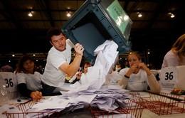 Anh công bố thời điểm tiến hành trưng cầu dân ý