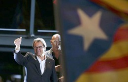 Tây Ban Nha: Kết quả sơ bộ cuộc bầu cử tại Catalonia