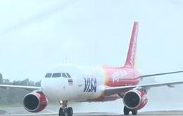Chính thức mở đường bay Cần Thơ - Bangkok
