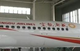 Trung Quốc sản xuất máy bay thương mại đầu tiên
