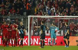 ĐHTB lượt 4 Champions League: Sao Bayern góp mặt cả 3 tuyến