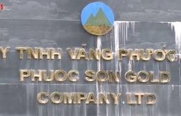 Khó xử lý 60 tấn cyanua giả tại Quảng Nam
