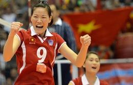 Nguyễn Thị Ngọc Hoa làm trợ lý HLV đội bóng chuyền VTV Bình Điền