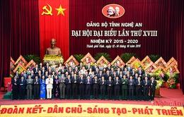 Bế mạc Đại hội Đảng bộ tỉnh Nghệ An, Quảng Ninh, Quảng Nam, Đắk Lắk, Bến Tre