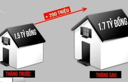 Giá bất động sản Hà Nội tăng: Có đáng lo ngại?