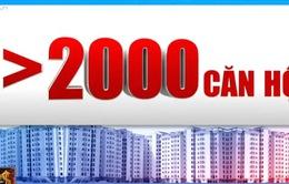 Hơn 2.000 căn hộ tái định cư tại Hà Nội bị tự ý đưa vào sử dụng