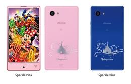 Sharp ra mắt smartphone dành cho fan hâm mộ Disney
