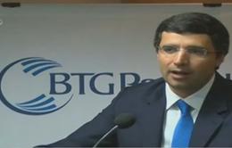 Bắt Giám đốc điều hành Ngân hàng Đầu tư lớn nhất Nam Mỹ