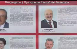 Gần 1.000 phóng viên nước ngoài đưa tin về cuộc bầu cử Tổng thống Belarus
