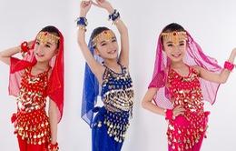 Belly dance tốt cho sự phát triển thể chất của trẻ em