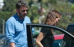 Ben Affleck lại vui vẻ bên Jennifer Garner?