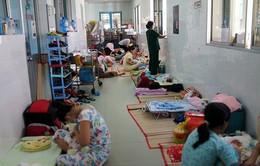 Bệnh viện Nhi đồng 2, TP.HCM quá tải vì dịch sốt xuất huyết