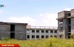 Hà Nam: Bệnh viện đa khoa hàng chục tỷ đồng bị bỏ hoang