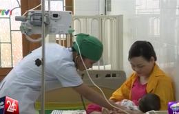Thái Bình: Nhiều bậc cha mẹ đã tin tưởng cho con điều trị tại bệnh viện tuyến tỉnh