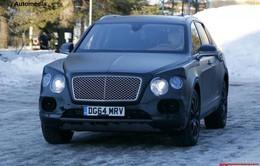 Bentley cầu kỳ trong khâu sản xuất SUV Bentayga