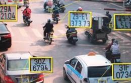 Hà Nội: Tăng cường xử phạt vi phạm giao thông qua camera giám sát