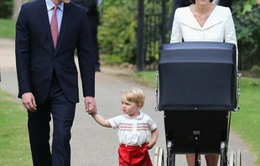 Hoàng gia Anh yêu cầu truyền thông tôn trọng quyền riêng tư của Hoàng tử George