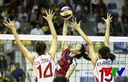 VTV Cup 2015: HLV Thái Thanh Tùng chia sẻ bí quyết vượt khó hạ Triều Tiên
