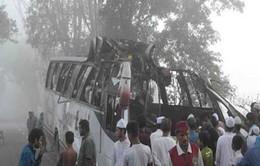 Tai nạn xe buýt tại Bangladesh, ít nhất 14 người thiệt mạng
