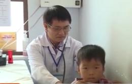 Tăng cường thanh, kiểm tra y tế học đường