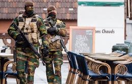 Bỉ tiếp tục duy trì mức cảnh báo khủng bố cao
