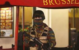 Cảnh sát Bỉ bắt giữ 16 người trong chiến dịch truy quét khủng bố