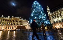 Bỉ duy trì sự hiện diện của quân đội trên đường phố trước Giáng sinh