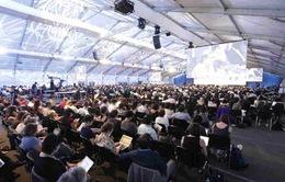 40 quốc gia tham dự Hội nghị không chính thức về biến đổi khí hậu