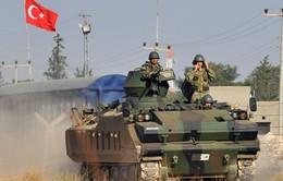 Thổ Nhĩ Kỳ tăng cường an ninh biên giới với Syria