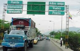 Venezuela gửi thêm 3.000 binh sĩ tới biên giới với Colombia