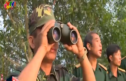 Lính biên phòng - Những người không nghỉ Tết