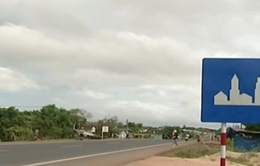 Gia Lai: Nhiều biển báo giao thông đặt không đúng chỗ
