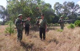 Việt Nam - Campuchia phối hợp giữ gìn an ninh, trật tự biên giới