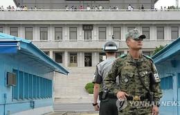 Nổ gần biên giới liên Triều, 2 binh sĩ Hàn Quốc bị thương