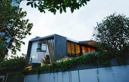 Khám phá Biệt thự Mặt trời – ngôi nhà đoạt giải Kiến trúc quốc gia