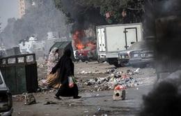 Ai Cập: Bạo lực đẫm máu, hàng chục người thương vong