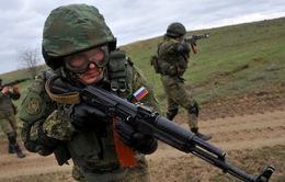 Quân đội Nga tham gia diễn tập chống khủng bố tại Tajikistan