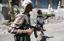 Yemen: Phiến quân Houthi thả Bộ trưởng Quốc phòng và 2 tướng lĩnh