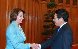 Tăng cường hợp tác Việt Nam – Hoa Kỳ