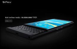 BlackBerry Priv sẽ về Việt Nam với giá khoảng 18,5 triệu đồng?