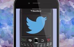 BlackBerry quảng cáo sản phẩm bằng… iPhone