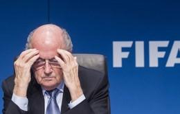Sepp Blatter ra đi, các nhà tài trợ có thể mất hàng tỷ USD
